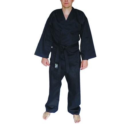 Купить Кимоно для рукопашного боя ATEMI AKRB-01 black