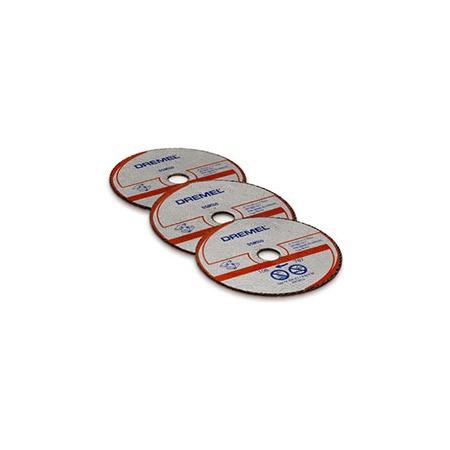 Купить Диск отрезной для металла и пластмассы Dremel DSM510