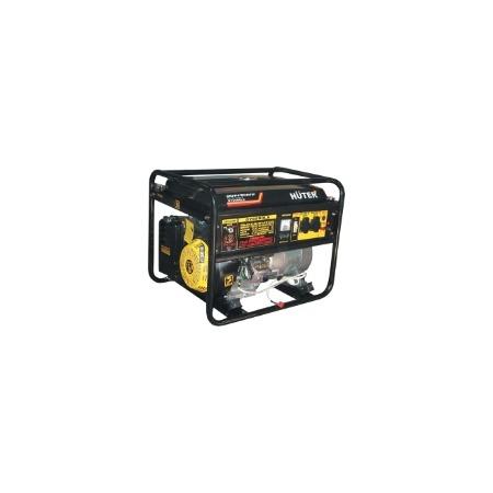 Купить Электрогенератор Huter DY6500LX