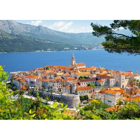 Купить Пазл 3000 элементов Castorland «Хорватия»