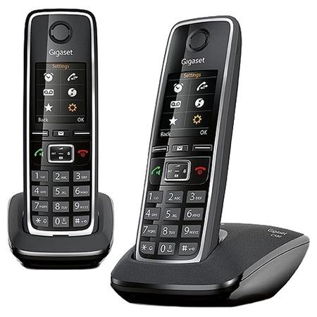 Купить Радиотелефон GIGASET C530 Duo