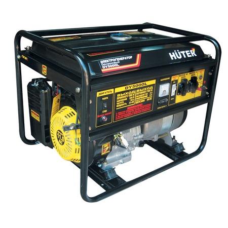 Купить Электрогенератор Huter DY5000L
