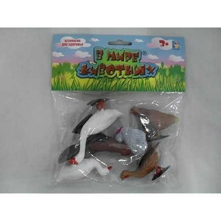 Купить Домашняя птица 1 TOY Т53866