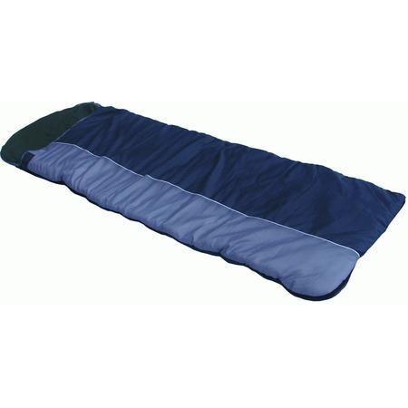 Купить Спальник-одеяло с подголовником Novus Graphit 200