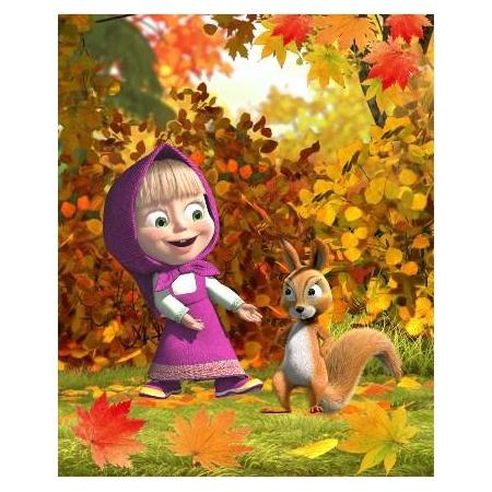 Купить Полотенце детское Непоседа «Осень»