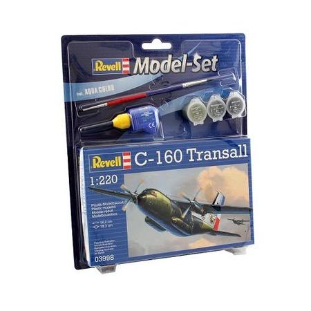 Купить Сборная модель самолета Revell C-160 Transall