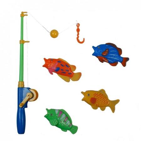 Купить Игра-рыбалка 1 TOY Т52136