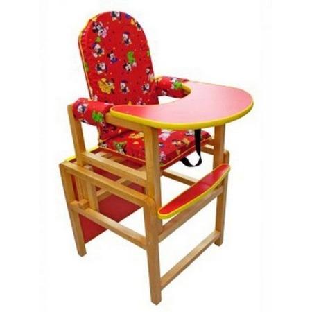 Купить Стол-стул ВИЛТ «Малыш» красный