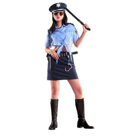 Купить Костюм карнавальный женский Шампания Полиция