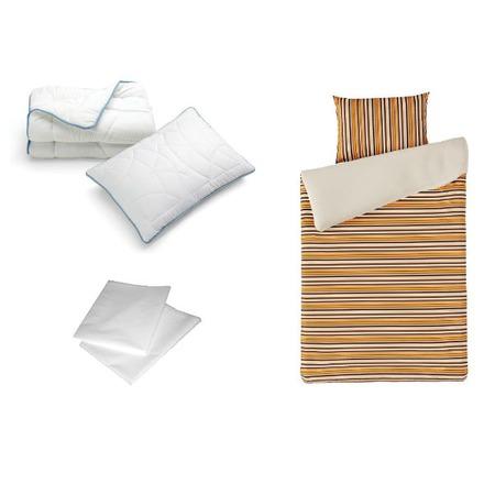 Фото Набор Dormeo Dream set. 1-спальный. Цвет: фиолетовый