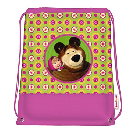 Купить Мешок для обуви Маша и Медведь «Маленькая Модница»