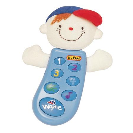 Купить Музыкальный телефон K'S Kids Уэйн