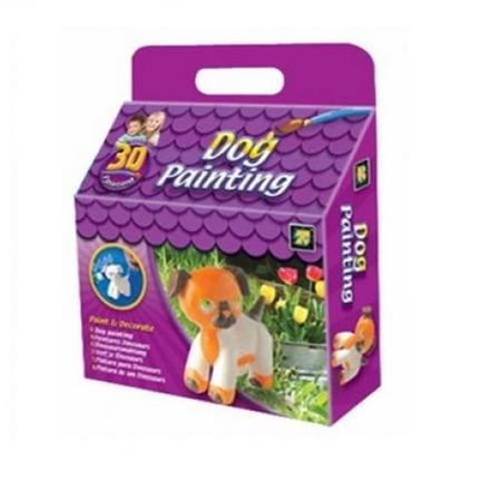 Купить Набор для детского творчества DIAMANT «Разрисуй щенка» 3D
