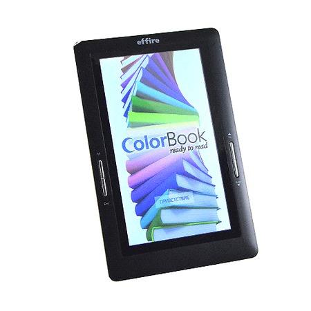 Купить Книга электронная Effire Color Book TR703