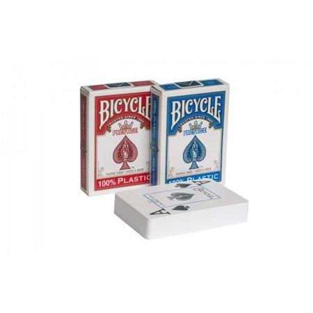 Купить Карты для покера Naipes Bicycle Prestige. В ассортименте