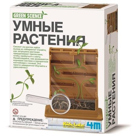 Купить Набор для изобретателей 4M «Умные растения»
