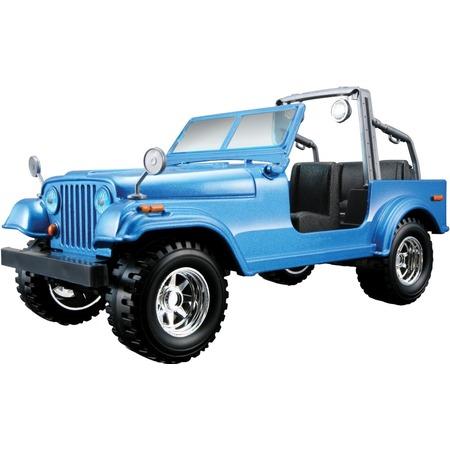 Купить Модель автомобиля 1:24 Bburago Jeep Wrangler