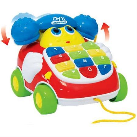 Купить Игрушка развивающая Clementoni «Чудесный телефон»