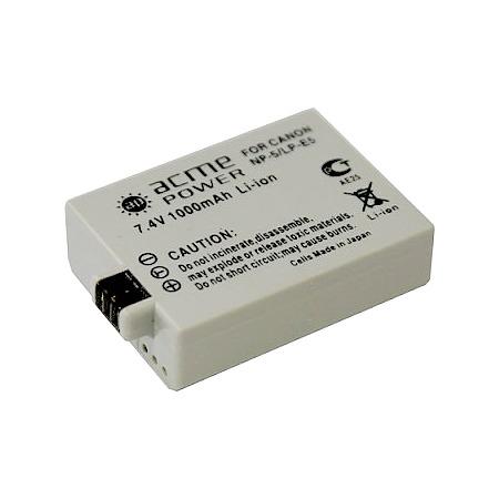 Купить Аккумулятор AcmePower AP-LP-E5