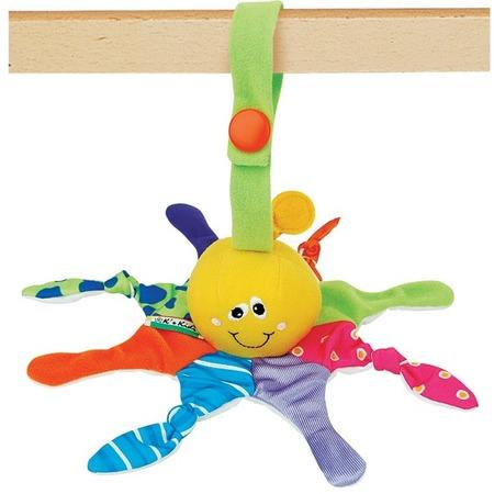 Купить Игрушка-подвеска BABY CARE Маленький осьминог