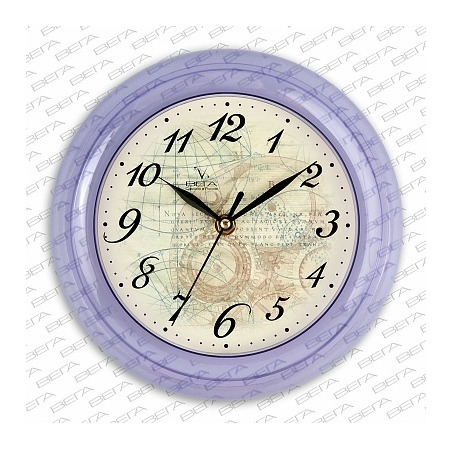 Купить Часы Вега П 6-13-13 «Карта под старину»