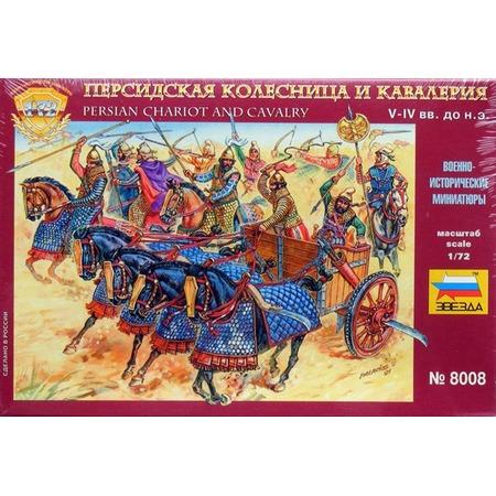 Купить Миниатюра Звезда «Персидская кавалерия»