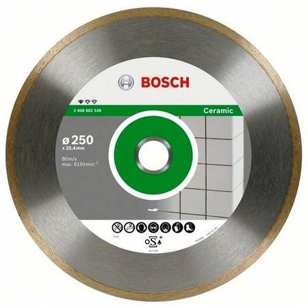 Купить Диск отрезной алмазный для резки плитки Bosch Professional for Ceramic 2608602541