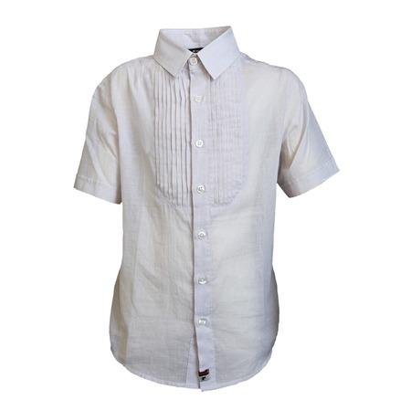 Купить Рубашка детская La Miniatura S/S Tux Stripe