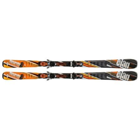 Купить Лыжи горные Elan Morpheo 8 Orange QT EL10.0 (2013-14)