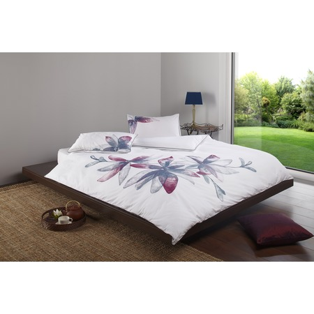 Фото Комплект постельного белья Dormeo Aromatherapy. 1-спальный. Цвет: фиолетовый