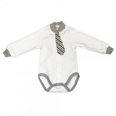 Купить Боди для новорожденных с галстуком Ёмаё 24-313