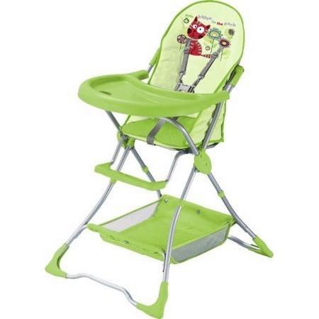 Купить Стульчик для кормления BARTI TOMI зеленый
