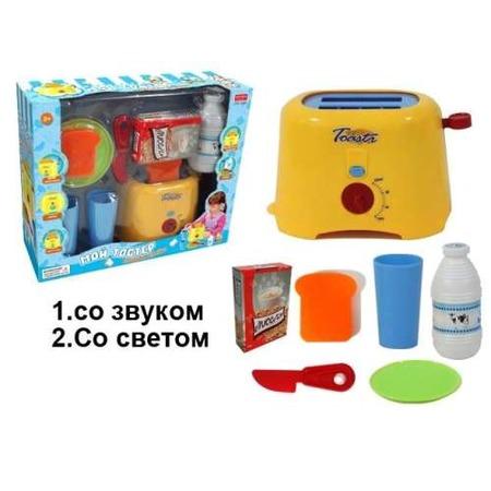 Купить Тостер детский с аксессуарами Zhorya Х75823