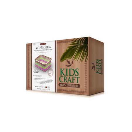 Купить Набор для плетения Kids Craft №11