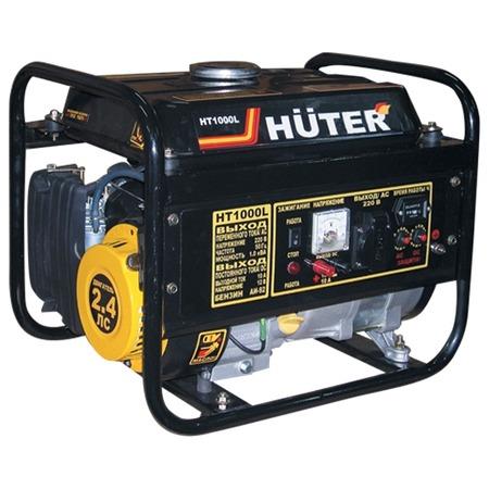 Купить Электрогенератор Huter HT1000L