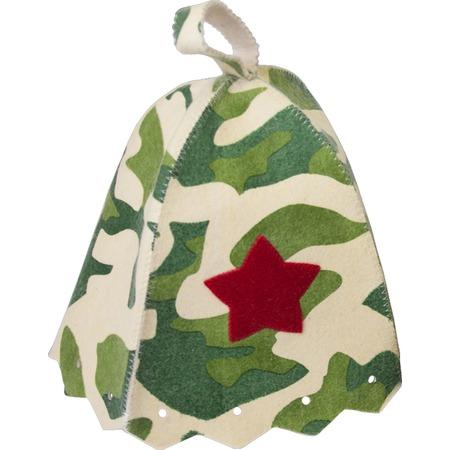 Купить Шапка Банные штучки армейская