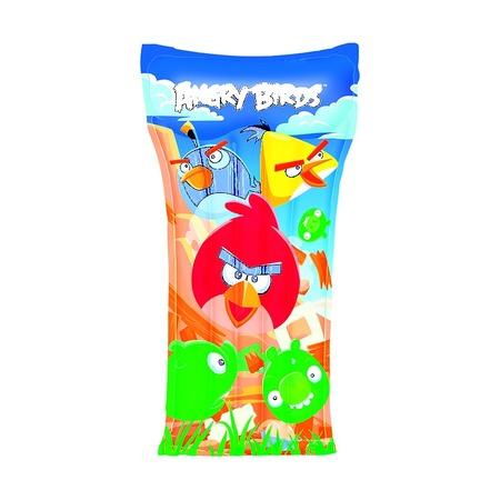 Купить Матрас надувной детский Angry Birds 96104B