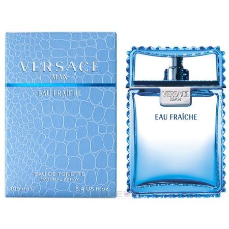 Купить Туалетная вода для мужчин Versace Eau Fraiche