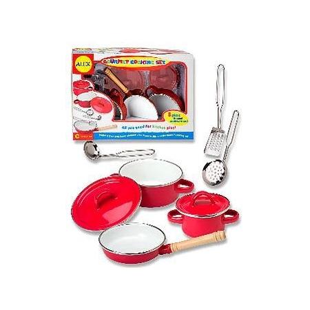 Купить Набор посуды детский ALEX «Индиго»