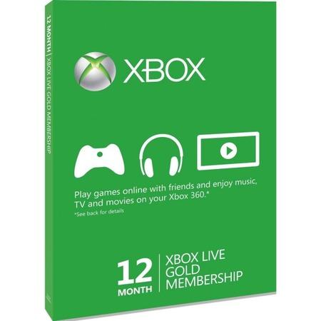 Купить Карточка Microsoft Xbox Live Gold на 12 месяцев и 3 месечная подписка на Eurosport