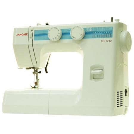 Купить Швейная машина JANOME TC 1212