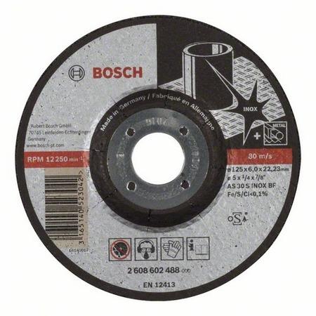 Купить Диск обдирочный Bosch Expert for Inox 2608602488