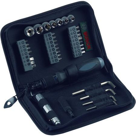 Купить Набор торцовых ключей и бит Bosch 2607019506