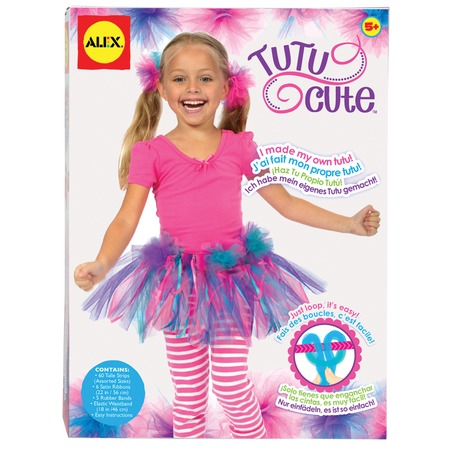 Купить Набор для рукоделия ALEX «Пачка для балерины»