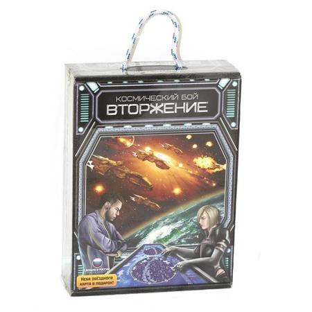 Купить Игра настольная Биплант «Космический Бой. Вторжение»