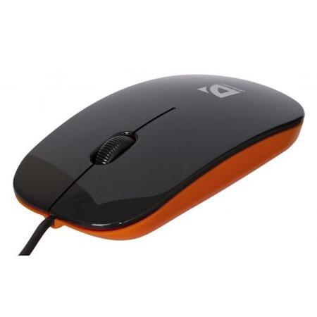 Купить Мышь DEFENDER NetSprinter 440 BO Black-Orange USB