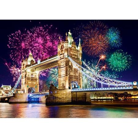 Купить Пазл 500 элементов Castorland «Тауэрский мост»