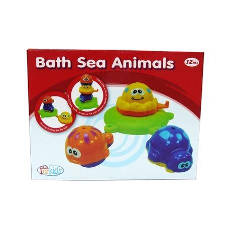 Купить Игрушка для ванны FUN FOR KIDS «Морские обитатели»