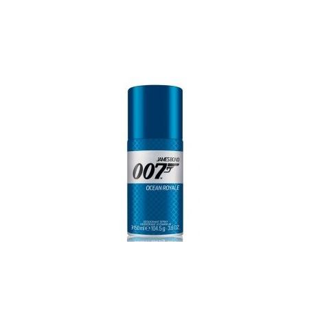 Купить Дезодорант-аэрозоль для мужчин James Bond Ocean royale