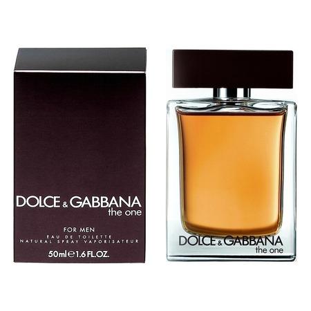 Купить Туалетная вода для мужчин Dolce&Gabbana The One For Men